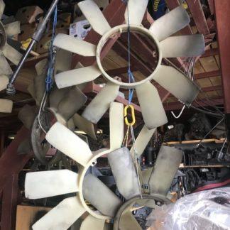 Вентилятор радиатора кондиционера Спринтер