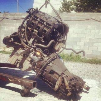 Двигатель для Крафтер в сборе