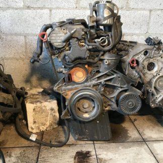 Двигатель 611 2.2CDI Спринтер(#3)