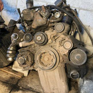 Двигатель 646 2.2CDI Спринтер(#2)