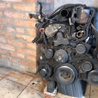 Двигатель 611 2.2CDI Спринтер(#8)