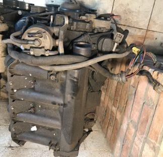 Двигатель 611 2.2CDI Спринтер(#9)
