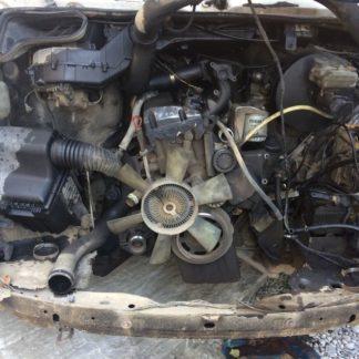 Двигатель 646 2.2CDI Спринтер(#4)